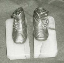Image of 69.1.3.a,b - Baby Shoes
