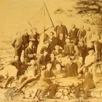Image of 69.21 - Group photograph of Salamander Club