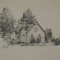 Image of 74.085 - Church in Arcadia