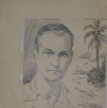Image of 74.092 - Self Portrait, Emil Bunjes