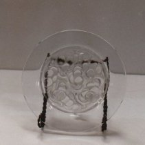 Image of 74.149 - Lalique Dessert Plate Marienthal
