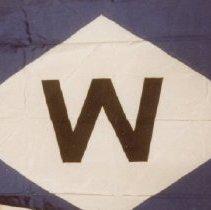Image of 76.078 - Flag of the Waterman Steamship Corporati