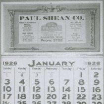 Image of 76.083.6 - Calendar