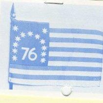 Image of 76.086 - Bennington Flag