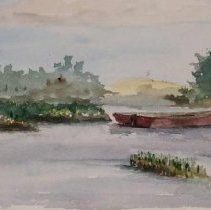 Image of 76.117.20 - Red Boat