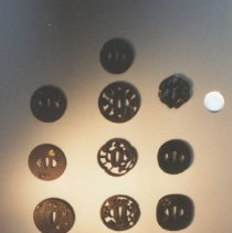 Image of 76.123.2 - Tsuba Or Sword Guard
