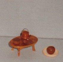 Image of 76.126.5 - Miniature Tea Set