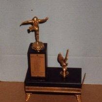 Image of 78.016.9 - Trophy, Lovenberg Jr. High School