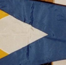 Image of 79.034 - House Flag For Biehl Offshore Company