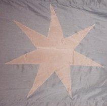 Image of 79.049 - House Flag For Maersk Line, Danish Shipp