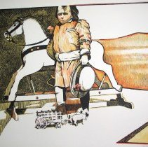 Image of 79.058.2 - The Rocking Horse