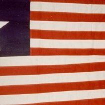 Image of 79.067 - Texas Navy Flag