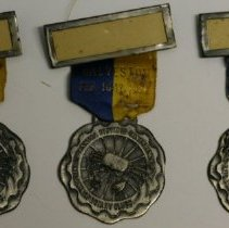 Image of 79.101.2-4 - Convention Badge; Rotary