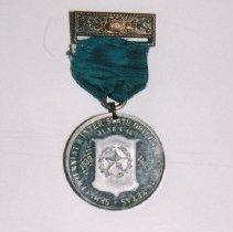 Image of 79.114 - Silver Medal; Washington Guards