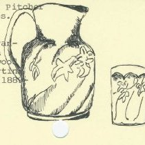 Image of 80.053.40.a-e - Pitcher with Four Glasses