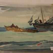 Image of 80.124.38 - Fisherman - Georges Banks