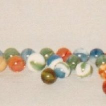 Image of 80.146.12 - Bag of Assorted Marbles