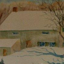 Image of 81.057.16 - New England Farm - Winter