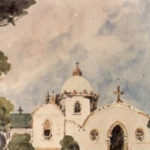 Image of 81.057.44 - Mexican Church