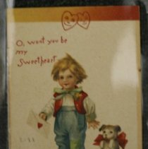 Image of 81.072.15 - Valentine Card