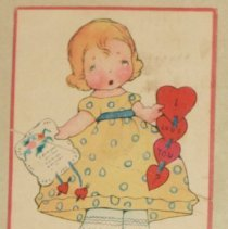 Image of 81.075.13 - Valentine Card