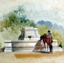 """Image of 84.020.06 - Design """"E"""" Rosenberg Fountain"""