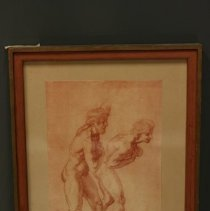 Image of 86.022.83 - Study for Apostles for the Transfigurati