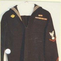 Image of 86.037.2 - Uniform, Seaman Usn