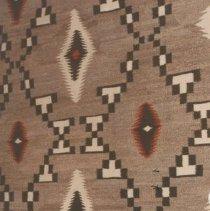 Image of 86.042.11 - Navajo Rug