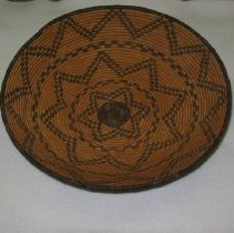 Image of 86.043.4 - Native American Coiled Basket