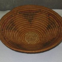 Image of 86.043.5 - Native American Coiled Basket