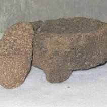 Image of 86.044.13 - Molcajete and Grinder
