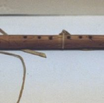 Image of 86.044.15 - Native American Love Flute