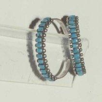 Image of 86.046.37.1-2 - Zuni Pair of Bracelets