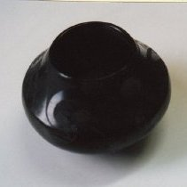 Image of 86.048 - San Idefonso Blackware Bowl