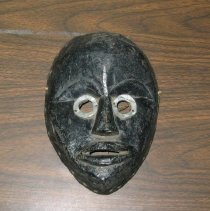 Image of 86.057.3 - African Tribal Mask
