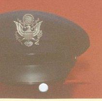 Image of 87.030.5.1.1,2 - USAF Officer's Hat
