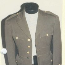 Image of 87.034.6.a-c - Us Army Officer;S Service Uniform