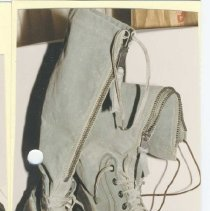 Image of 87.051.19.a,b - USAF Flight Type Boots