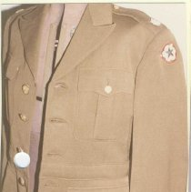 Image of 88.003.2 - USA Officer's Dress Tunic