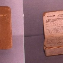 Image of 88.004.4 - Pocket Bible