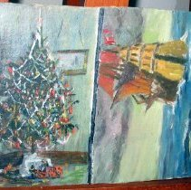 Image of 88.009.13 - Christmas Tree - Spanish Galleon