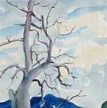 Image of 88.009.33 - Old Chestnut Tree (Study)