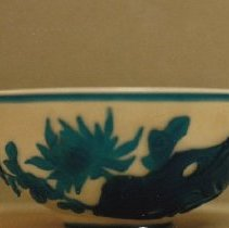 Image of 88.017.12 - Peking Glass Cameo Bowl
