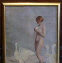 Image of 89.006.7 - Goose Girl