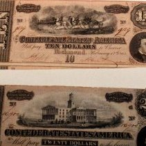 Image of 90.004.1 - Confederate Currency