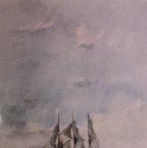 Image of 90.031.190 - Three Masted Sailing Ship