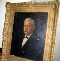 Image of 93.019 - Portrait of Morris Lasker (1840-1916)