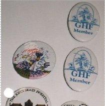 Image of 99.012.6.1,2 - GHF Member Badge