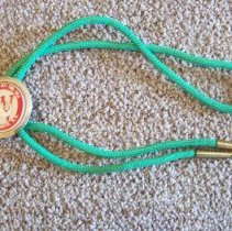 Image of Tie, String - ca. 1975
